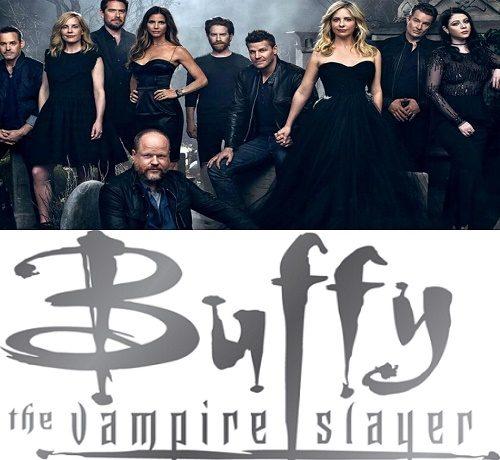 Buffy Vampire Slayer cover web