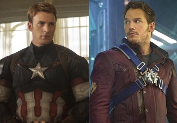 Captain Vs Star Lord