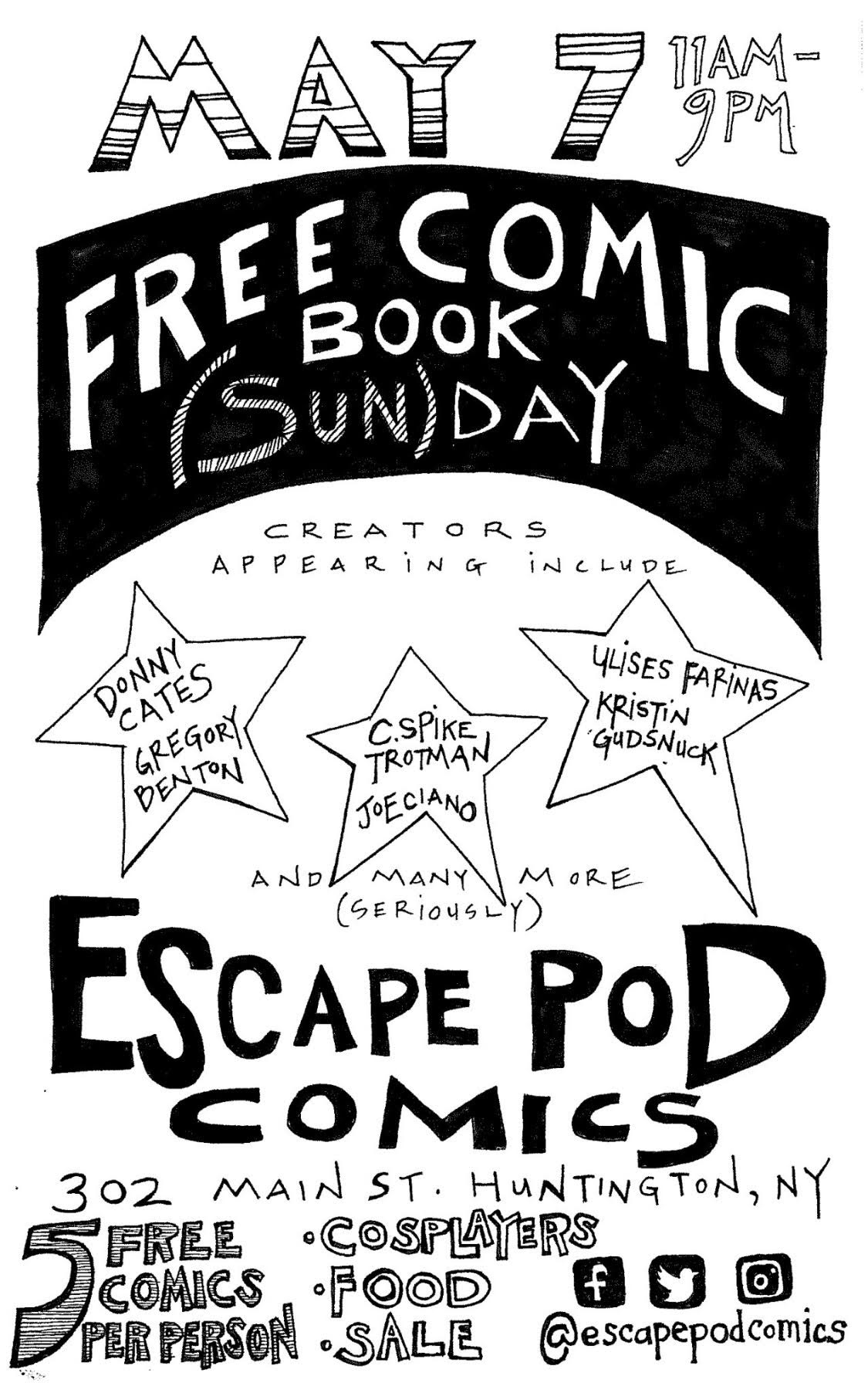 Escape Pod Comics 2