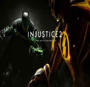 Injustice 2 Cover web