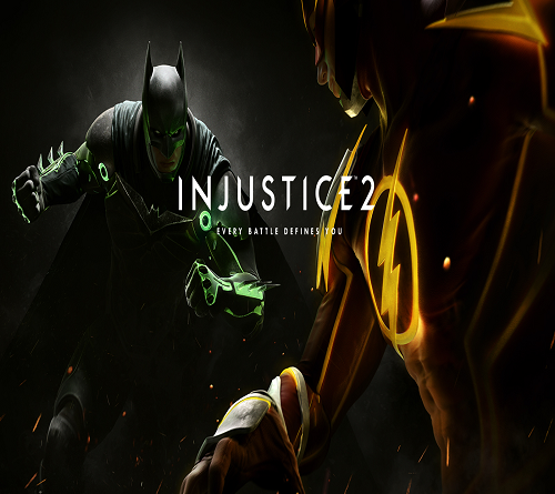 Injustice 2 Cover web