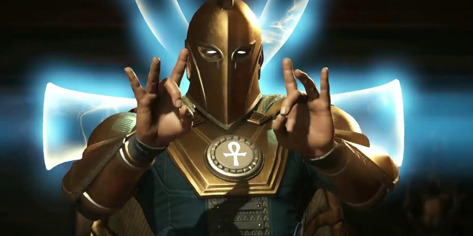 Injustice 2 Dr. Fate