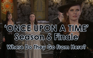 'Once Upon a Time' Season 6 finale: Where do they…