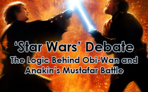 'Star Wars' Debate: The logic behind Obi-Wan and Anakin's Mustafar…