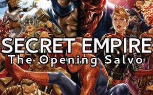 Secret Empire Cover