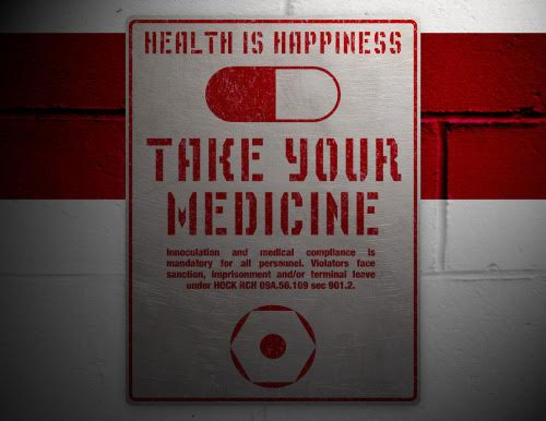 Take your Medicine