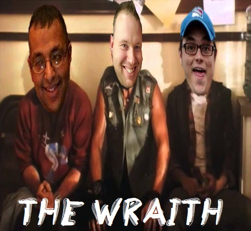 The Wraith web cover