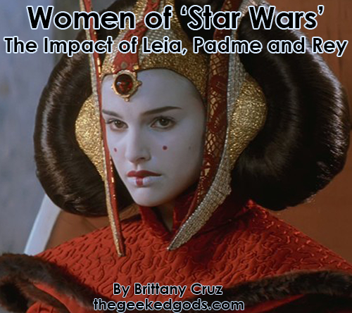 Women of Star Wars Article