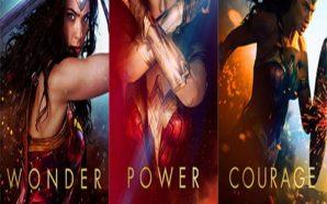 Wonder woman Cover Web