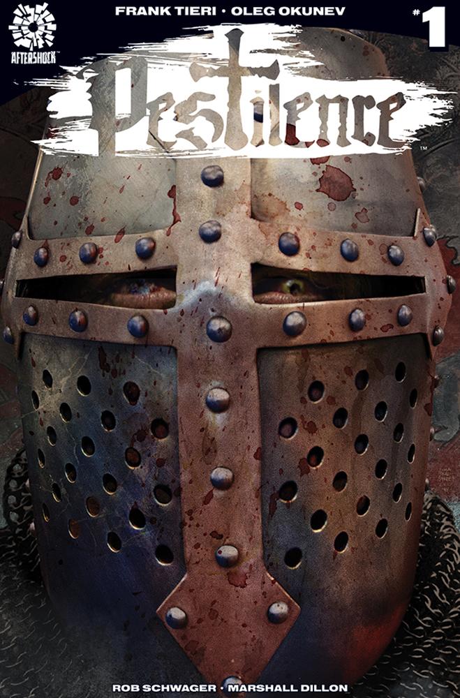 bookPESTILENCE Cover