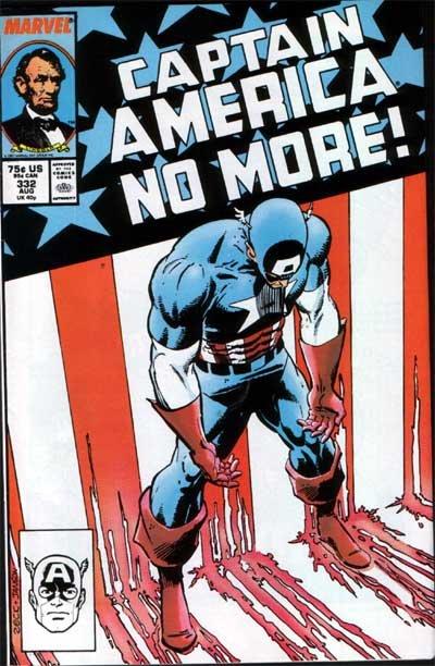 captain america no more 2