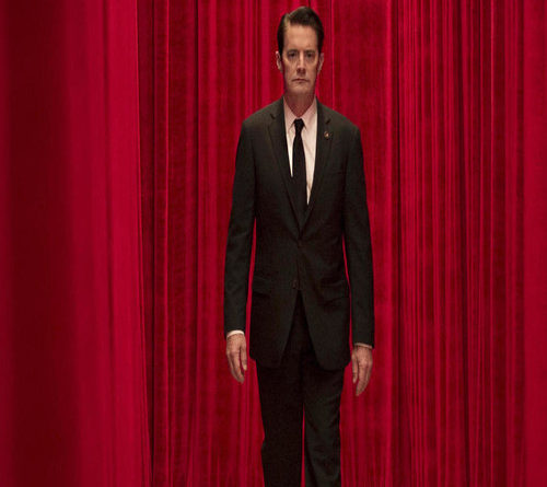 Kyle MacLachlan plays FBI Agent Dale Cooper in Showtime's Twin Peaks: The Return