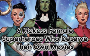 Female Superhero Feature