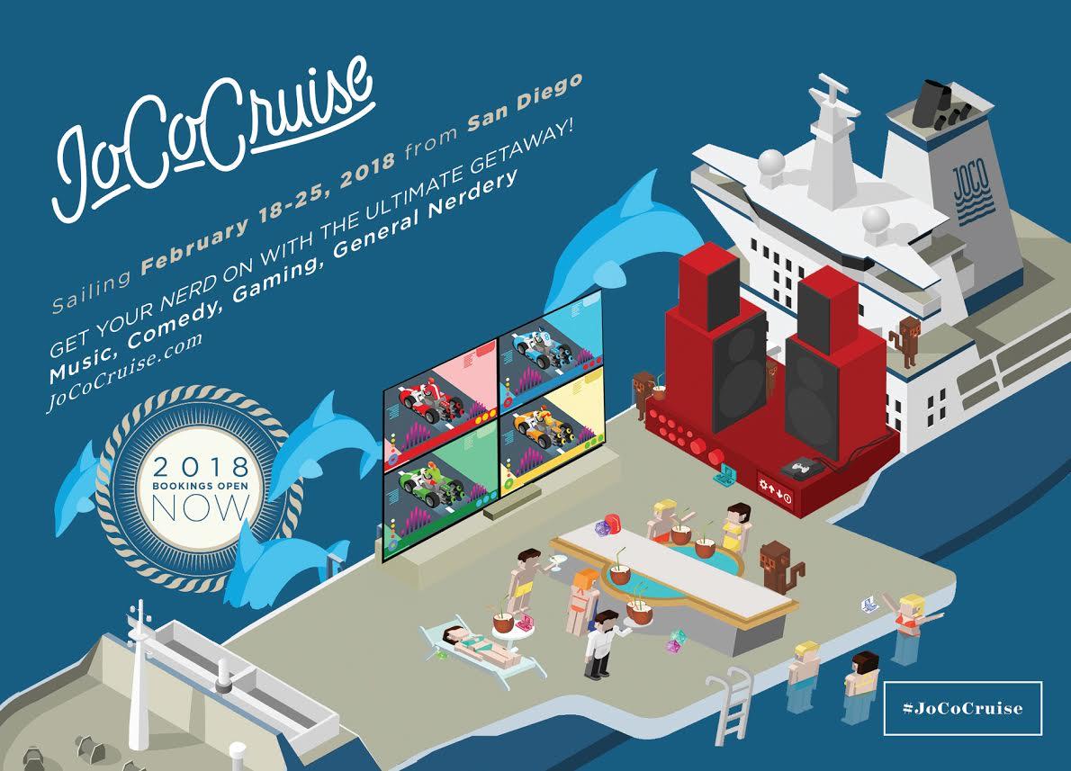 Jo Co Cruise 2018