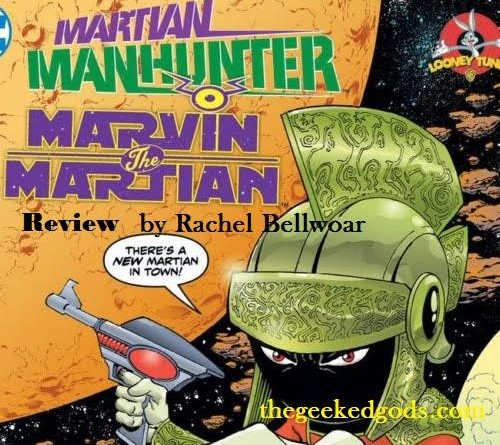 Martian Manhunter feature