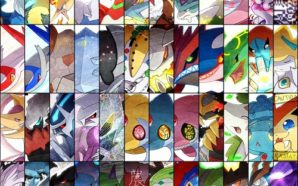 Non Legendary Pokemon COVER