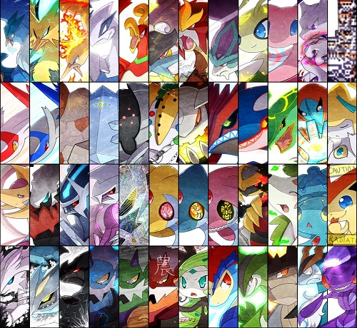Pictures of Legendary Pokemon List 2017 - #rock-cafe