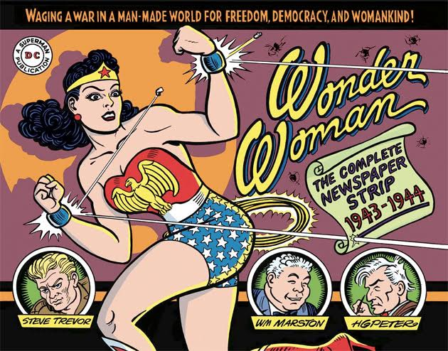 Wonder woman golden age