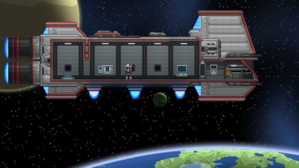 starbound lonely