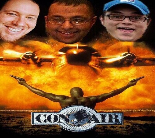 Con Air Sound web