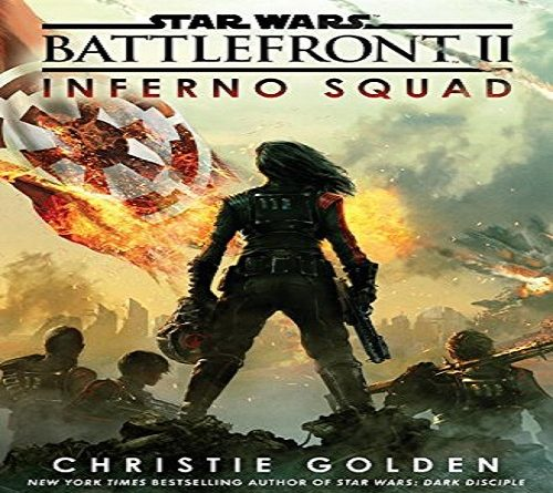 Inferno Squad Book coverf