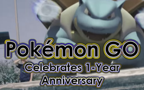 Gotta catch 'em all: 'Pokémon GO' celebrates 1-year anniversary