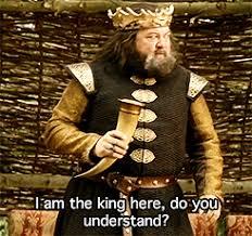 Robert Baratheon Drunk