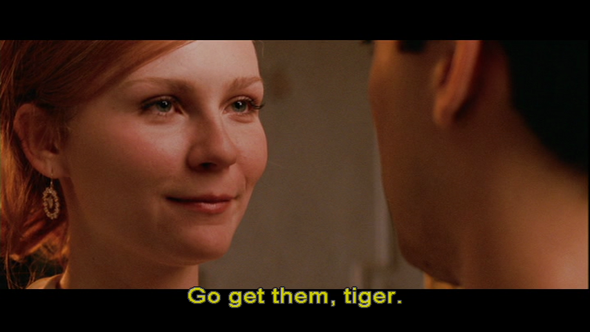 Spider-Man-2-Peter-Parker-Mary-Jane-tiger-quote-Tobey-Maguire-Kirsten-Dunst