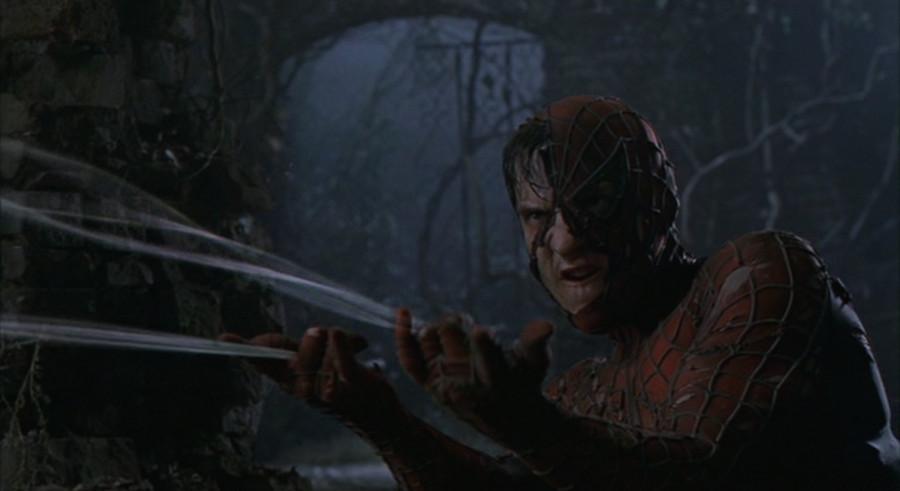 Spider-ManGrim