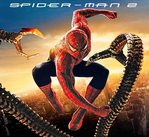 Spiderman 2 web opt