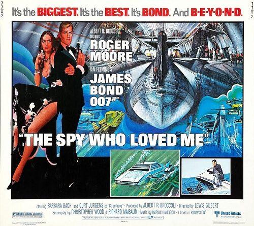 The Spy who loved me web