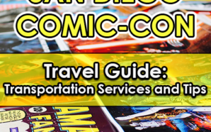 Travel Guide Sandiego Comic Con