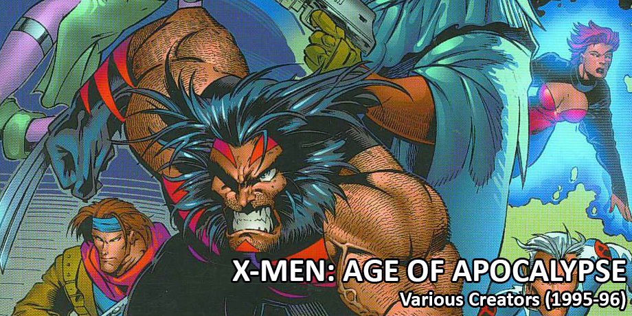X-Men Age of Apocalypse
