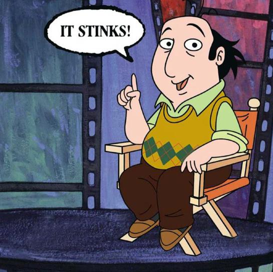 it-stinks