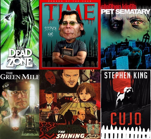 Stephen King cover web