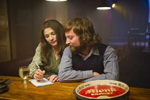 Jodie Whittaker and Richard Dormer in Good Vibrations