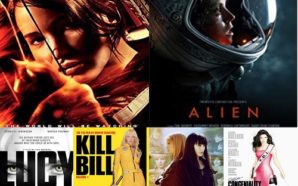 Female-Fronted Action Movies
