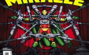 mISTER mIRACLE cOVER