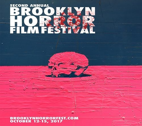 Brooklyn Horror Fest Poster 2017 cover