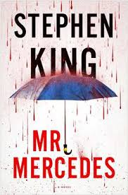 Mr Mercedes book Cover