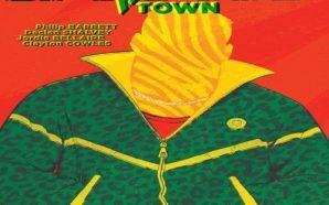 SavageTown_Vol1_Cvr_Front_v5 cover