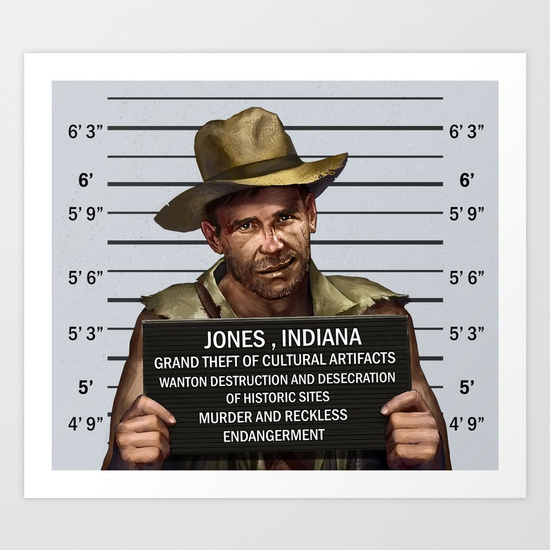 indiana-jones-mugshot-prints