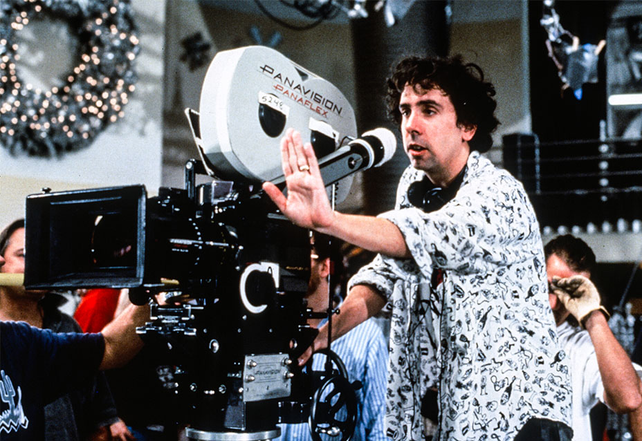 Batman Returns (1992) Directed by Tim Burton Shown on the set: Director Tim Burton
