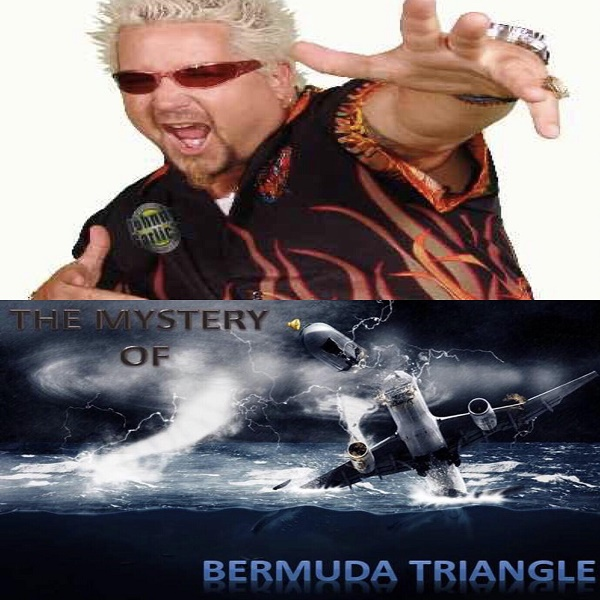 Guy Fieri Bermuda Triangle