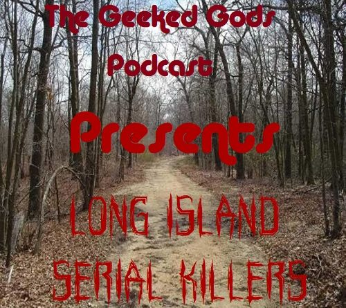Long island Serial Killers podcast cover