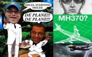 Down The Rabbit Hole: Plane Conspiracies