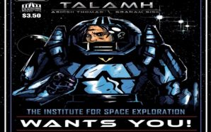 Code Name: Talamh- Issue 1 Preview