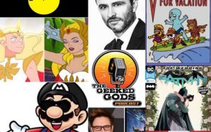 The Geeked Gods Podcast-GG101