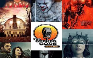 The Geeked Gods Podcast-Spooktacular 2