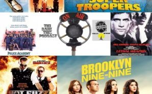 The Rank This Podcast-Tribute to Brooklyn 99-Best Cop Comedy Movies